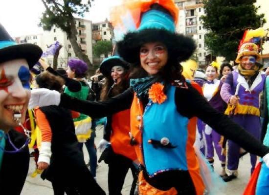 Scampia ritorna il Carnevale