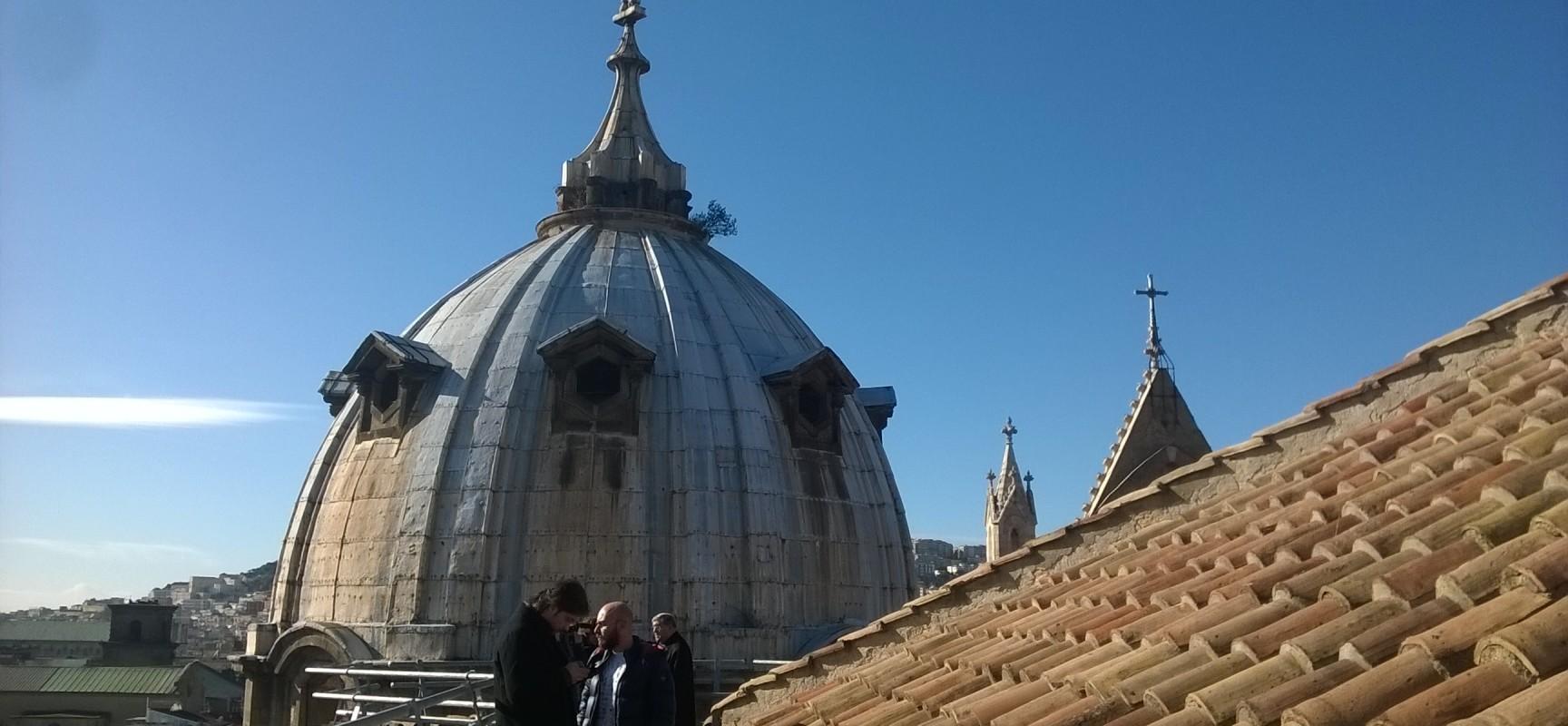Duomo Napoli, a spasso tra scoperte e panorama mozzafiato