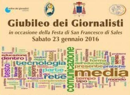 Campania, Giubileo dei giornalisti