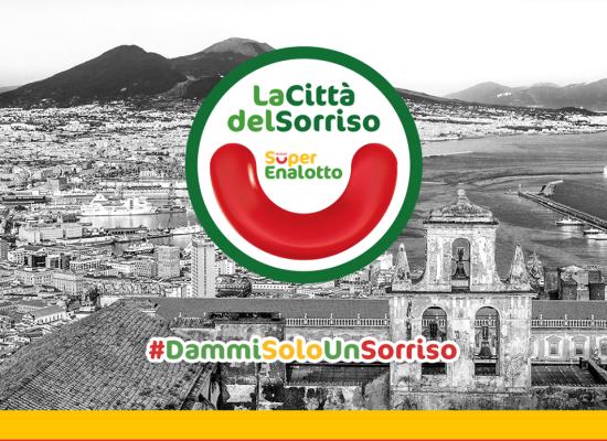 Super Enalotto, Napoli città del sorriso