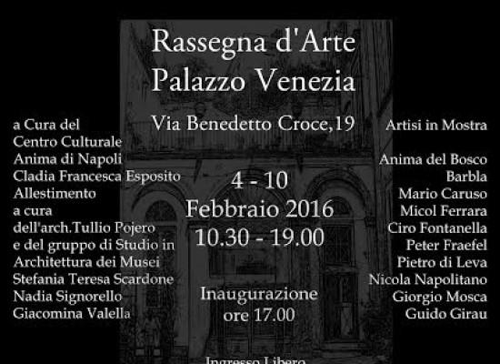 Palazzo Venezia in Rassegna d'arte