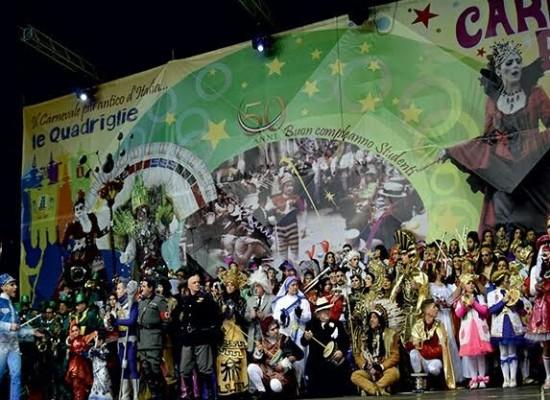 E' il Carnevale ritorna a Palma Campania