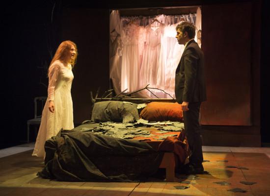 Euridice e Orfeo by Valeria Parella