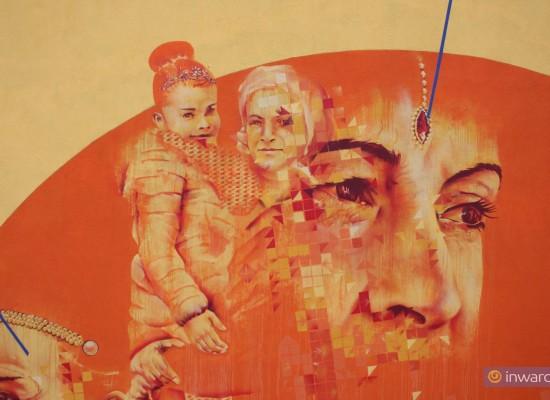 Napoli con Ponticelli capitale della street art