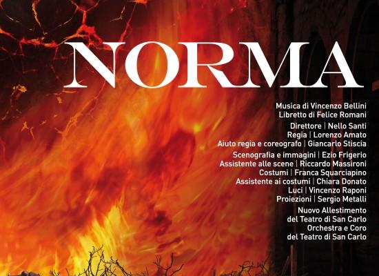 Il ritorno di Norma al San Carlo