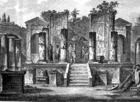 L'Egitto in mostra a Pompei