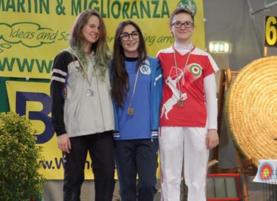 Tiro con l'Arco, campionessa italiana made in Pozzuoli