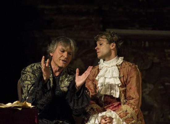 Mozart rincontra Salieri