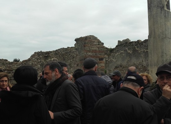 Pompei, Grande Progetto si conclude entro Estate 2017