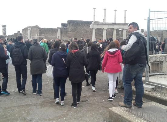 Pompei, ecco le Domus con ingresso a rotazione