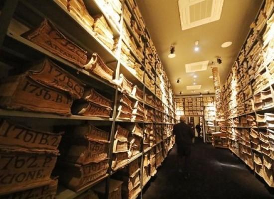 Archivio Banco Napoli in Cartastorie, un viaggio multimediale