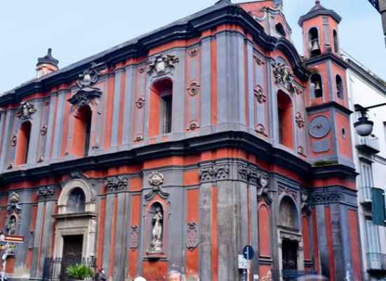 Chiesa di Sant'Angelo a Nilo in concerto