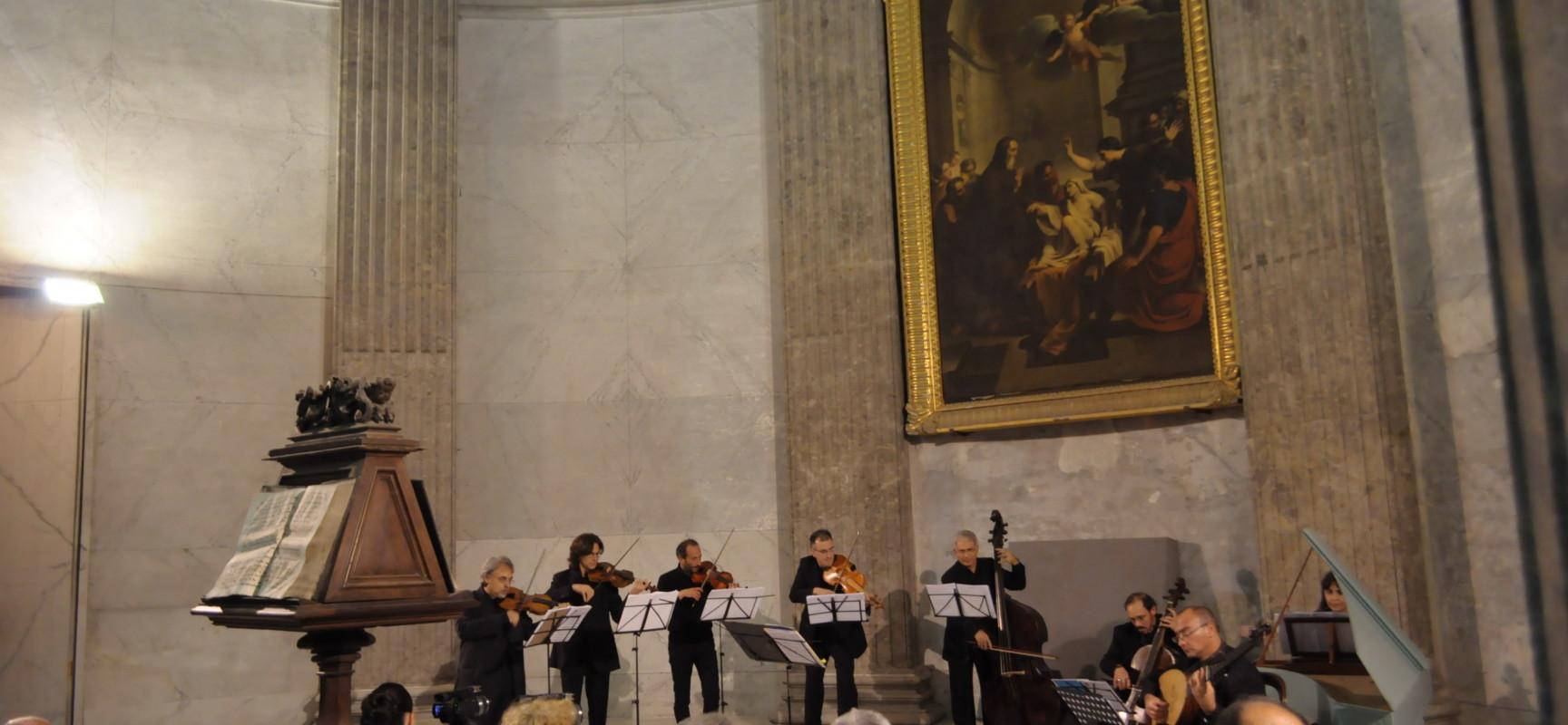 Napoli in musica dal '600 ad oggi