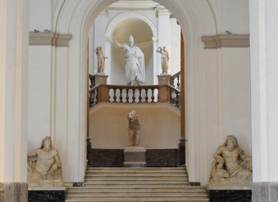 MANN e Pompei a San Pietroburgo
