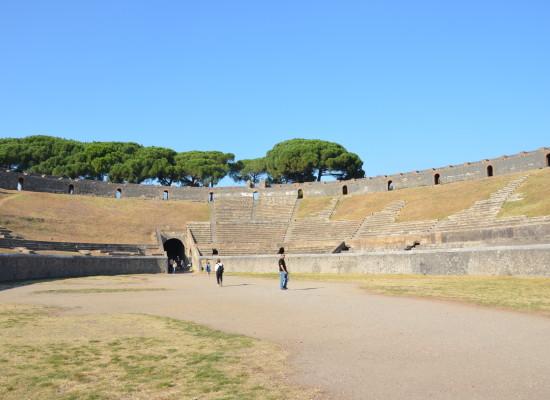 David Gilmour live at Pompei
