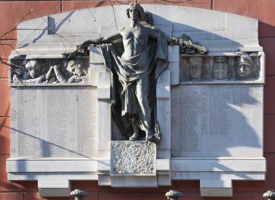 Grande Guerra, gli studenti martiri di Napoli, luoghi e storie