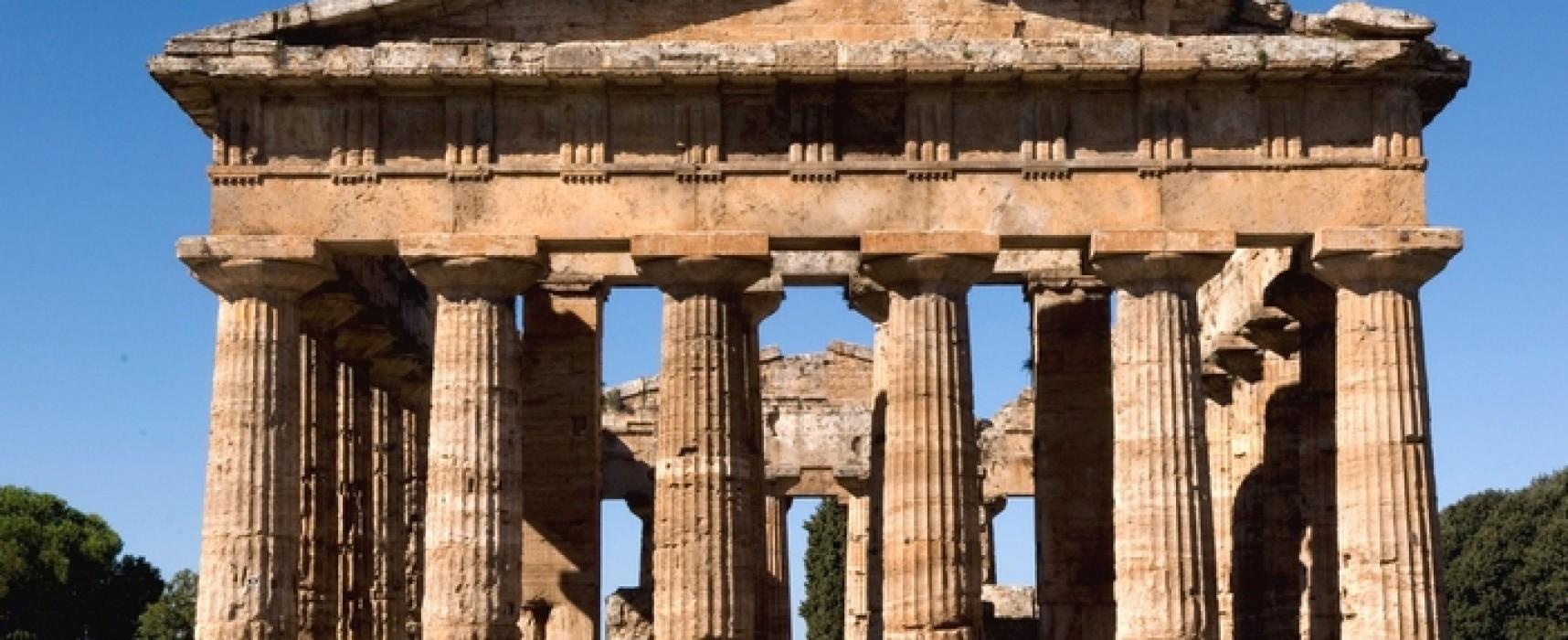 A Paestum arriva l'Egitto