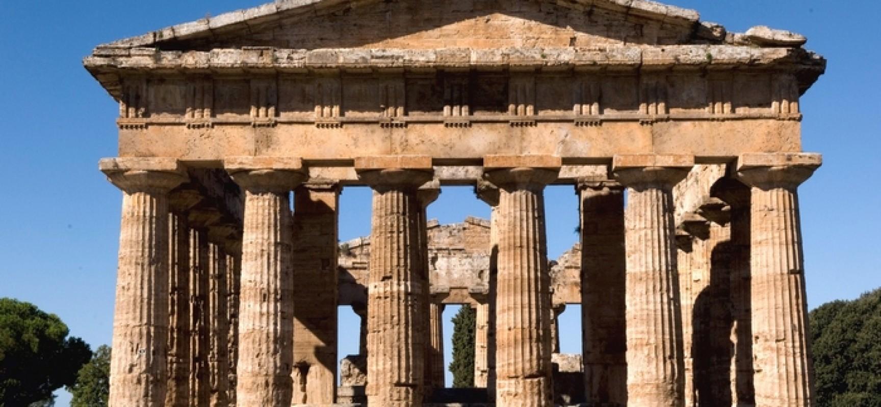 Paestum, dopo 20 anni i templi accessibili a tutti