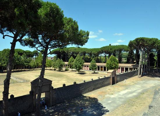 A Pompei l'Alta velocità