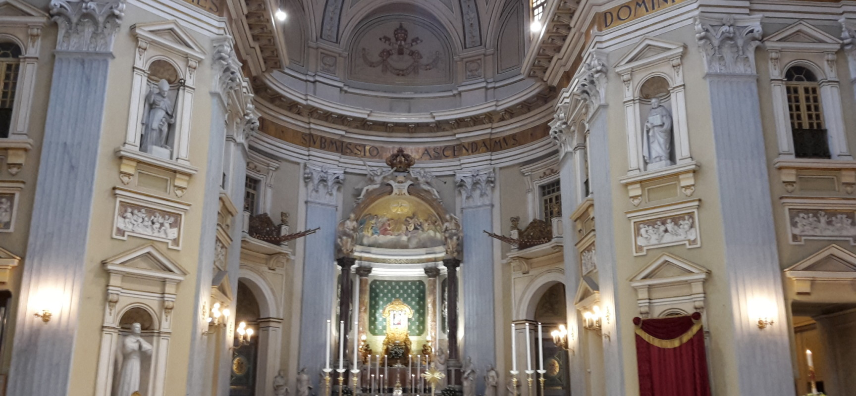 Alla piccola San Pietro 48 ore di preghiere