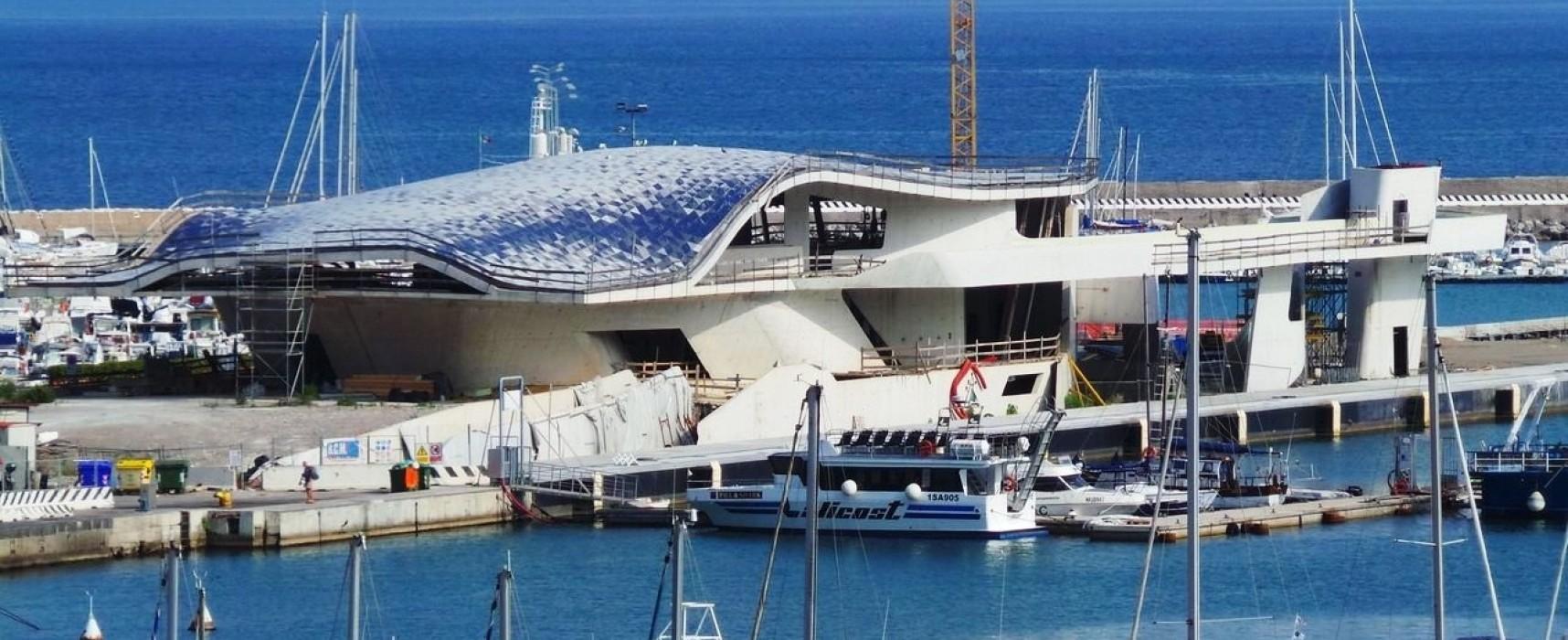 Marina d'Arechi, il patto per il mare tra le eccellenze