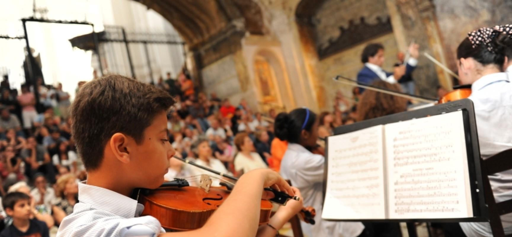 Orchestra Giovanile Sanitansamble, bando per farne parte
