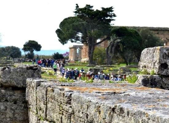 Negli Scavi gli archeologi sono studenti
