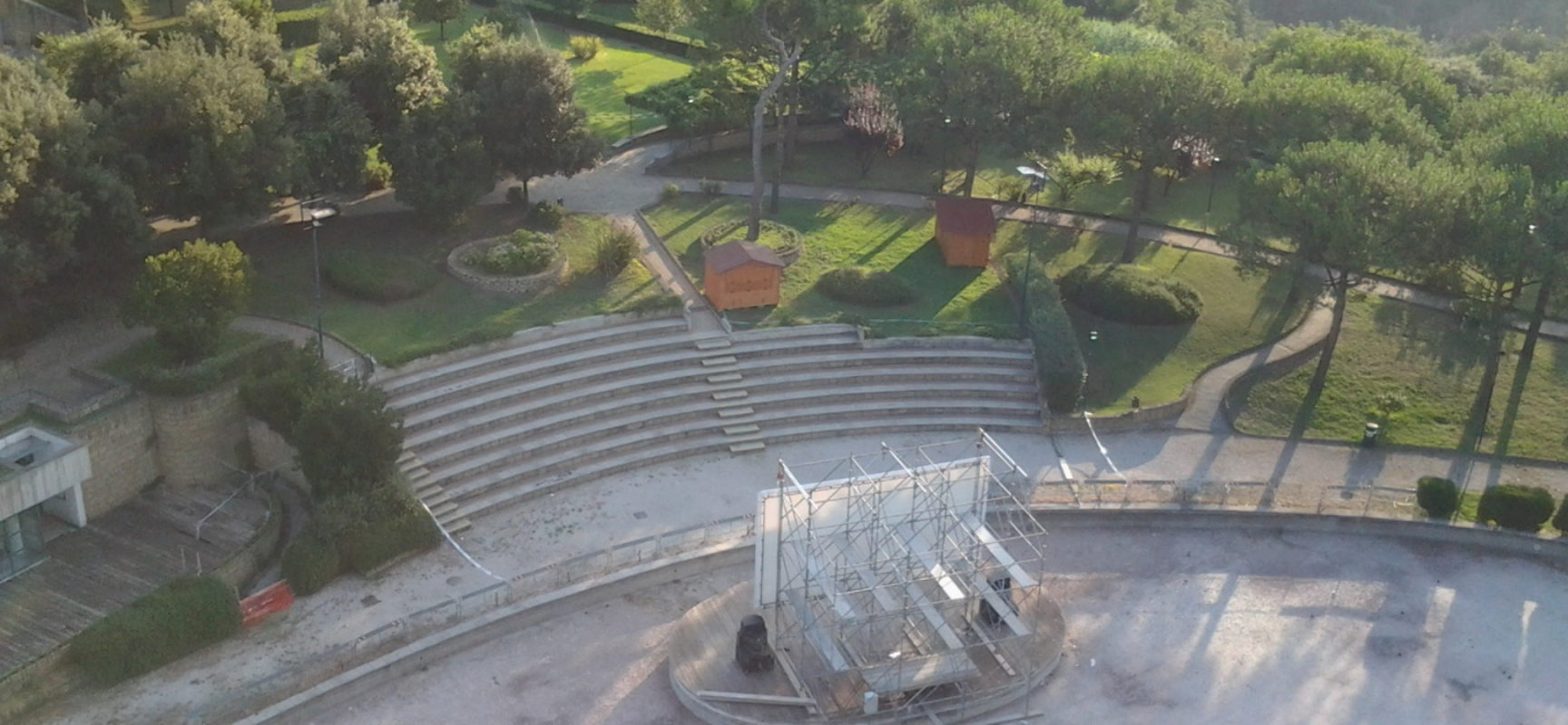 Parco del Poggio, il programma