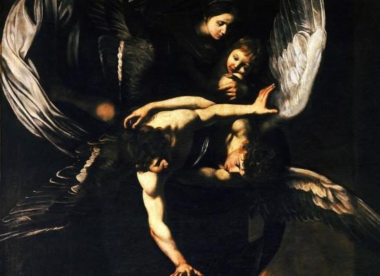 Caravaggio va in Casina