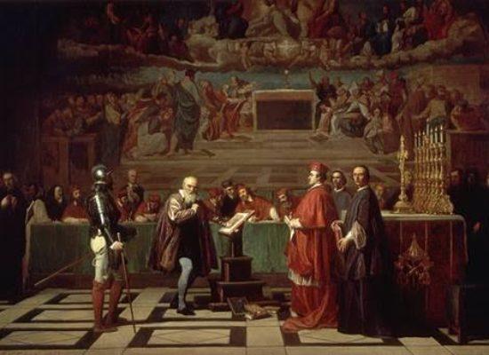 A Napoli il caso Galilei