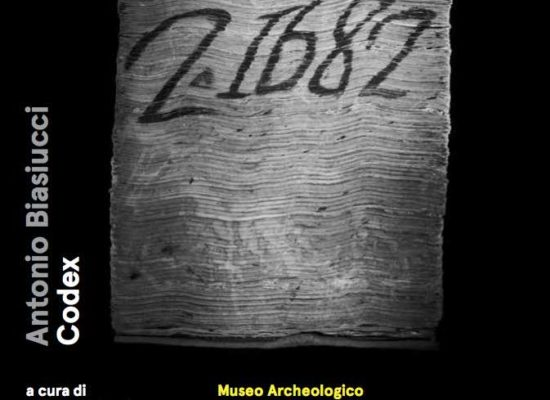 Codex in mostra