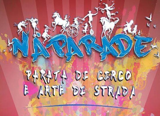 NÀPARADE, un circo di strada