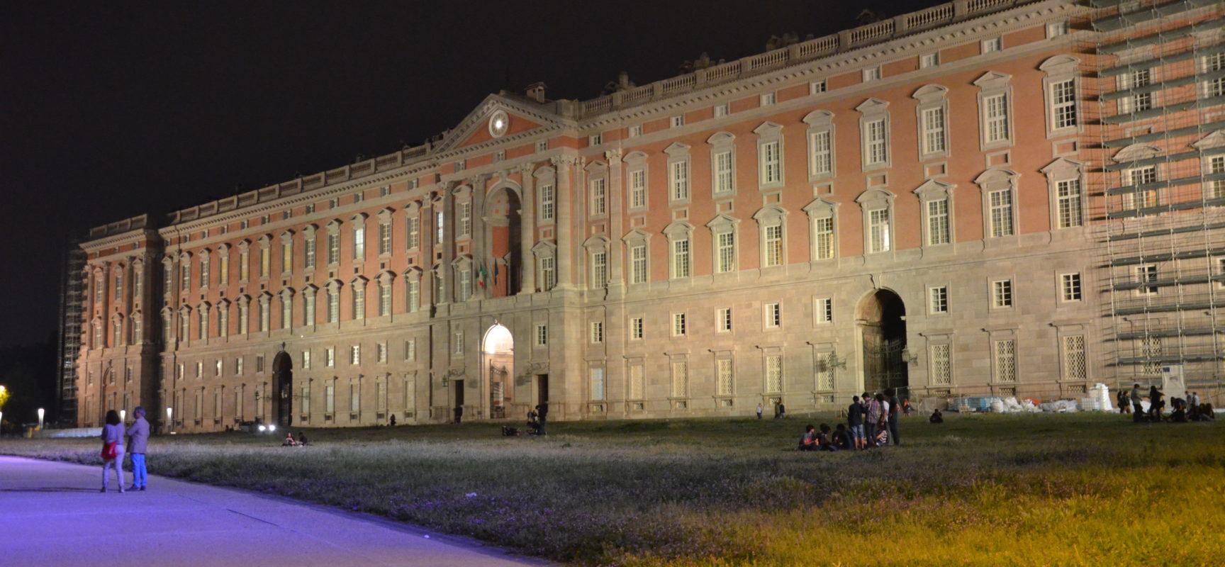 Reggia di Caserta, notti magiche