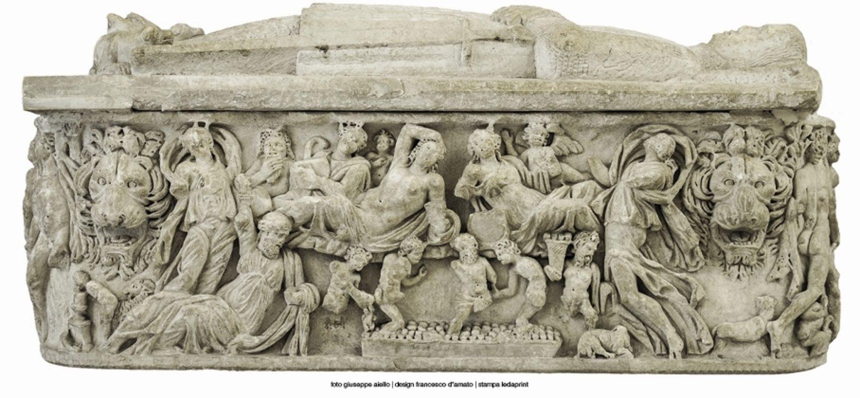 I sarcofagi svelati ai non vedenti