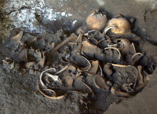 Pompei e le nuove scoperte dei francesi