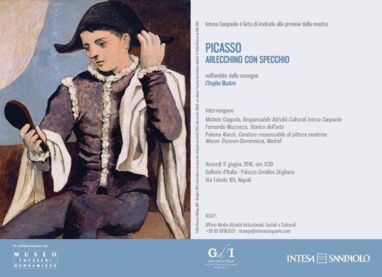 Picasso a Napoli
