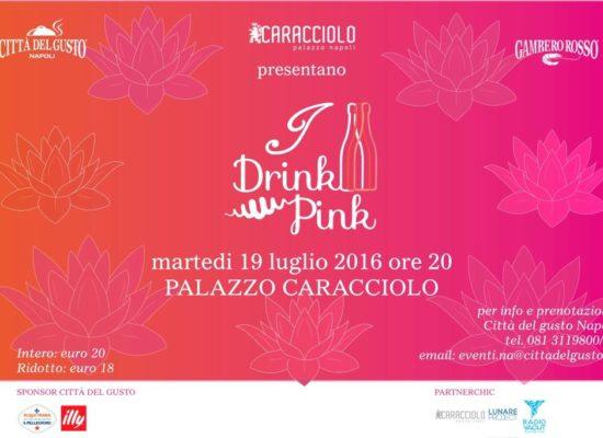 I Drink Pink
