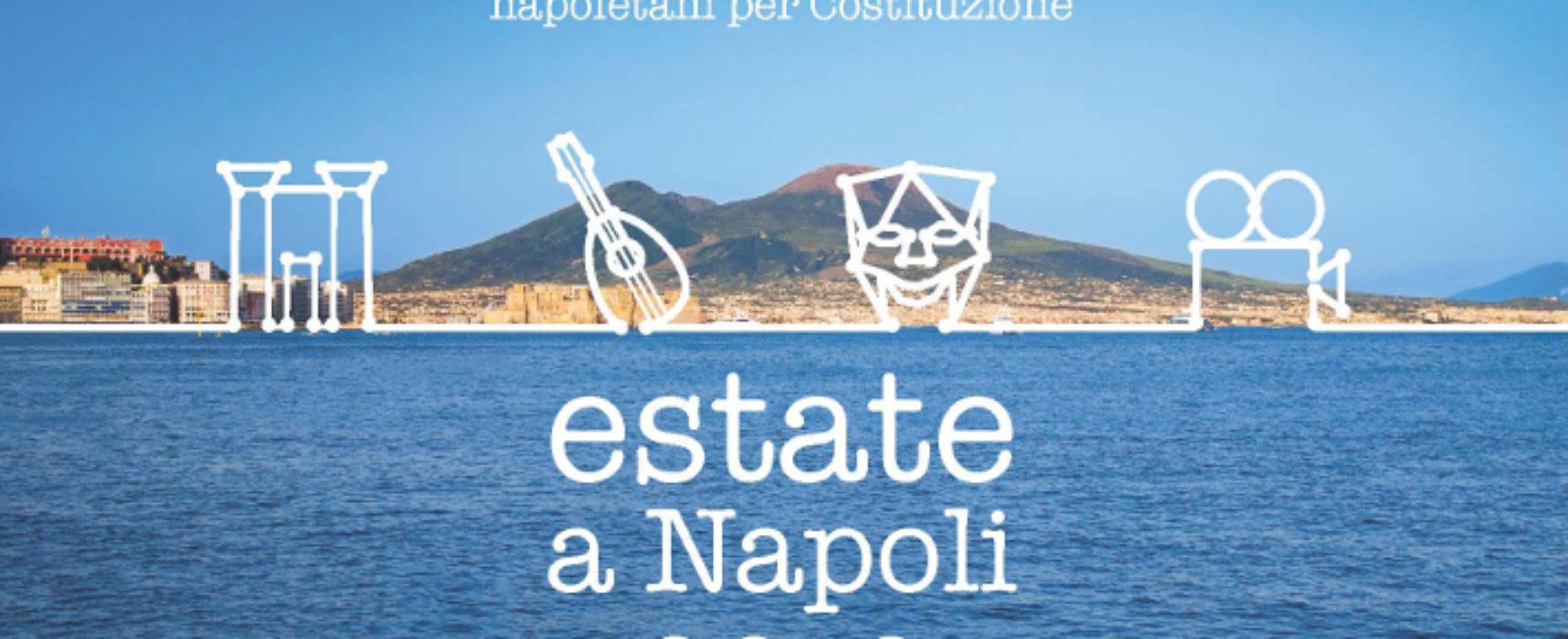 Estate a Napoli, gli eventi del weekend