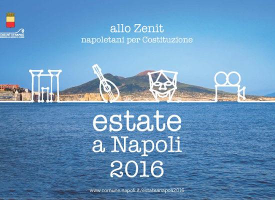 Ferragosto a Napoli, tutti gli eventi