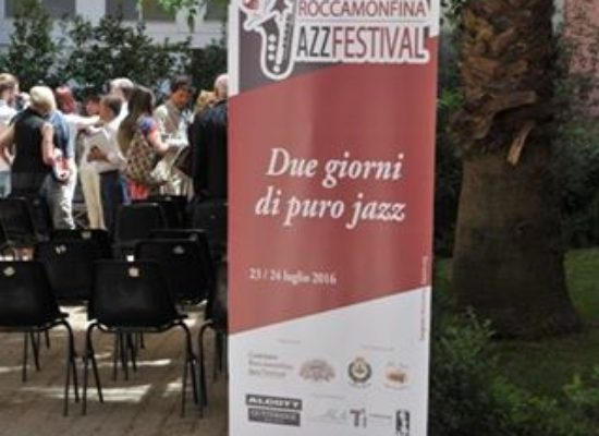 Roccamonfina, un vulcano in Jazz