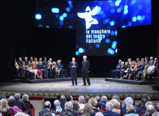 Premio Le Maschere teatro ricorda Anna Marchesini