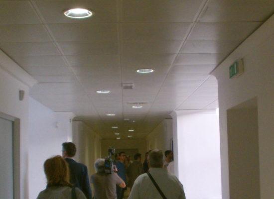 Università, nella ex fabbrica entrano in classe gli ingegneri
