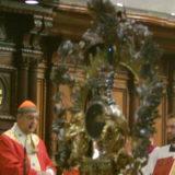 San Gennaro scioglie il sangue per i Borbone