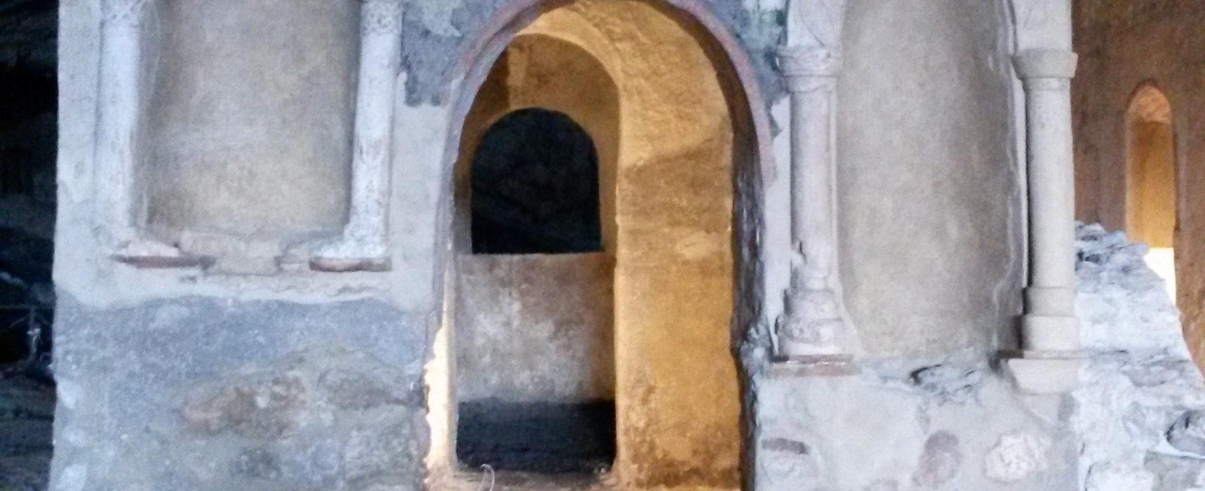 Riapre il più importante santuario Longobardo