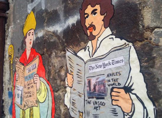 San Gennaro incontra Caravaggio