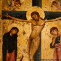 Salvator Mundi tra le Arche Aragonesi
