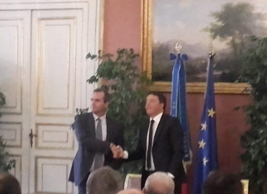 Renzi &De Magistris tregua per Napoli