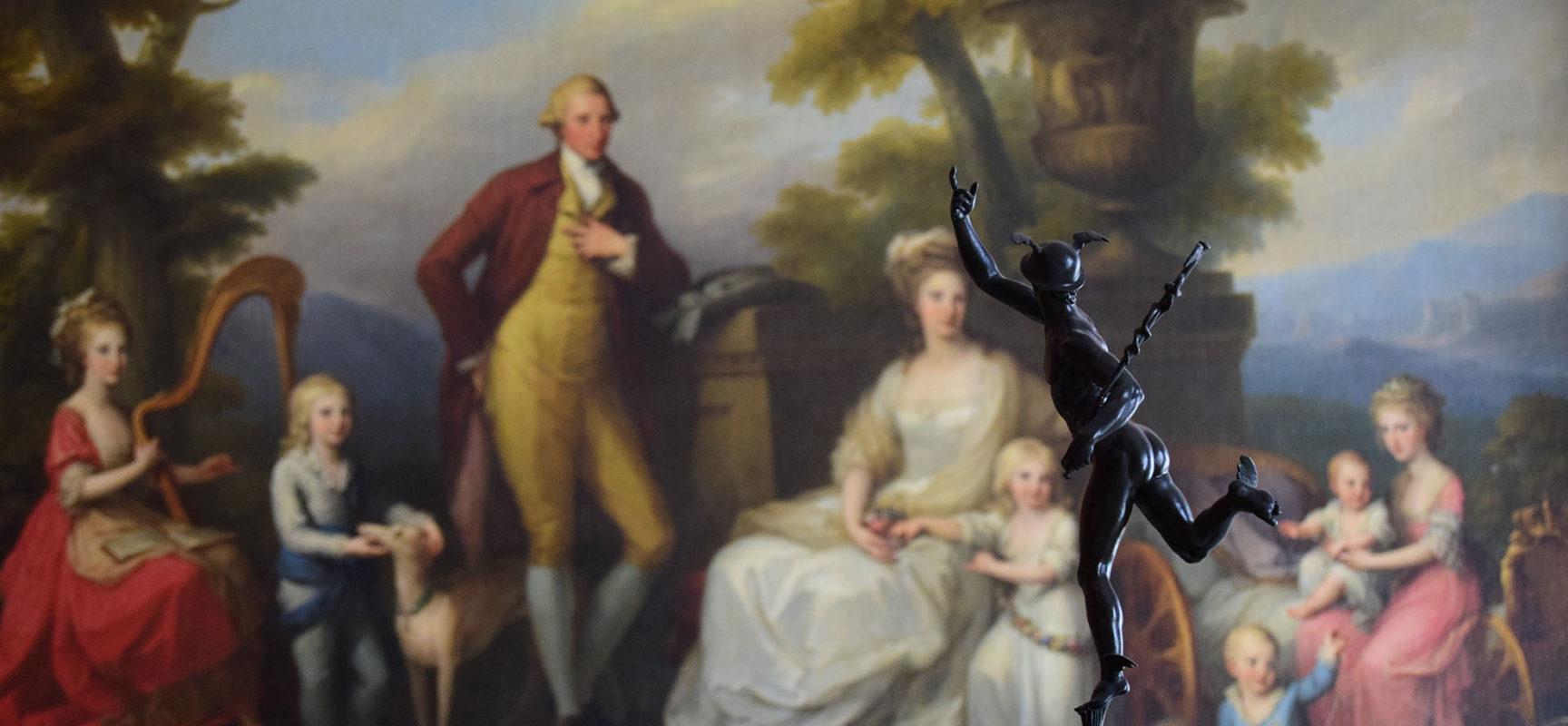 Capodimonte in festa per Angelica pittrice dei Re