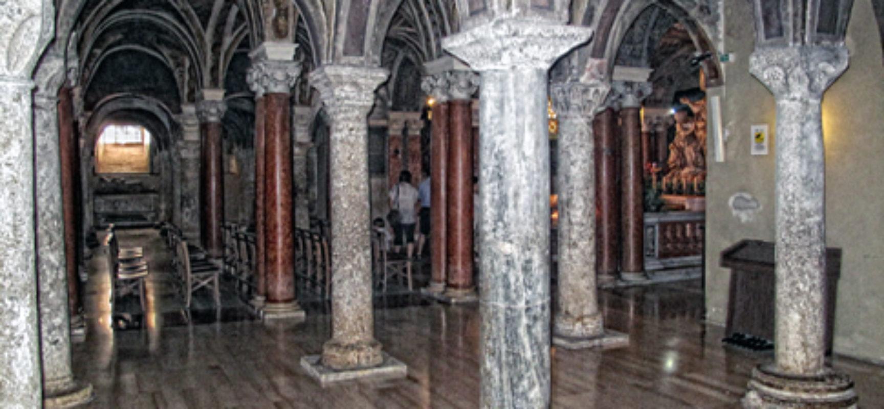 Sisma, Napoli prega Sant'Emidio