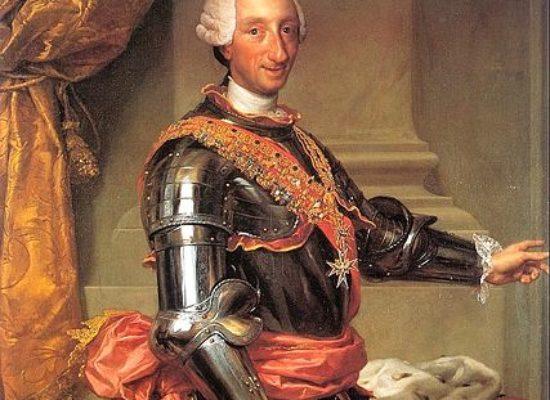 San Carlo in festa per il Re